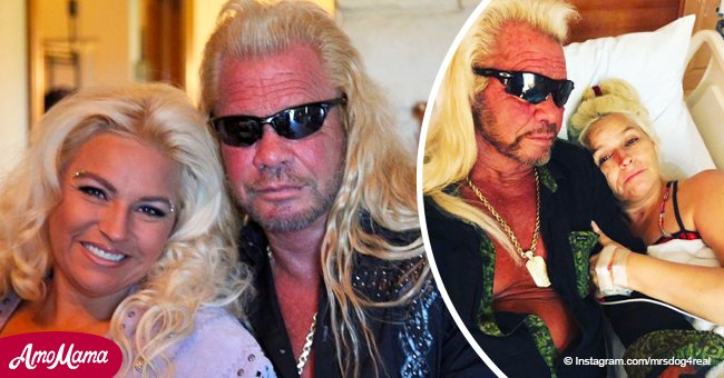 Latest update on Beth Chapman's treatment for throat cancer revealed