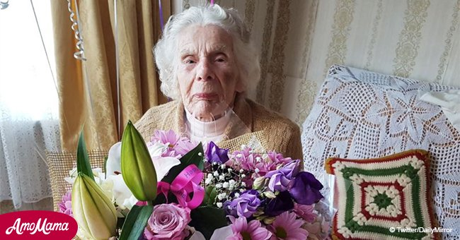 100-year-old widow died after being mugged coming home from church, the court heard