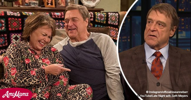 John Goodman admits he really misses Roseanne on 'The Conners' after her controversial removal