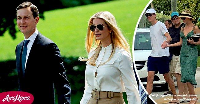 Ivanka Trump and Jared Kushner criticized for spending Christmas holidays at Mar-a-Lago resort
