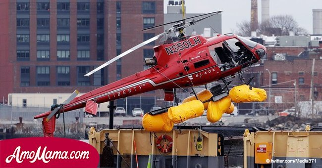 Survived pilot breaks the silence after a fatal helicopter crash in NY, where all passengers died