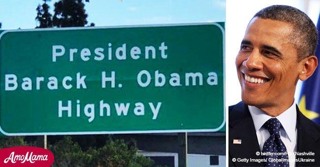 Los Angeles highway officially named after Barack Obama