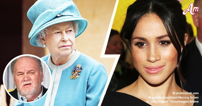Meghan Markle to 'handle on her own' terms situation with father despite Queen's instructions
