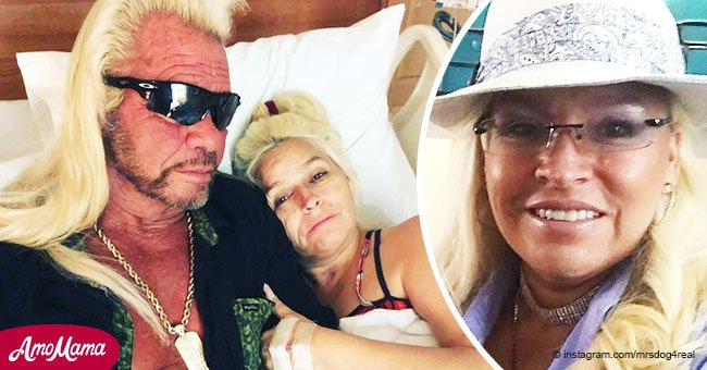 Beth Chapman refuses to take any prescription meds, despite the cancer being 'incurable'