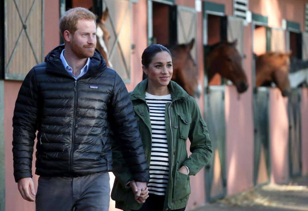 Prinz Harry und Herzogin Meghan Markle | Quelle: Getty Images
