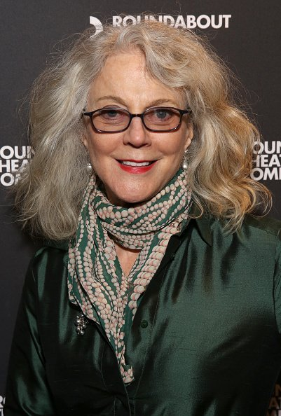 Blythe Danner at Studio 54 on March 14, 2019 in New York City | Photo: Getty Images