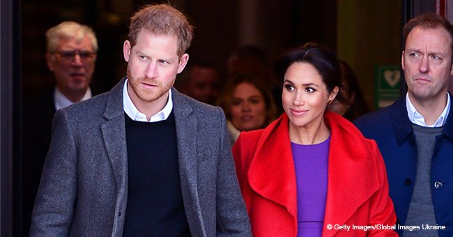 Meghan Markle Reportedly Revealed the Sex of Her Baby at Lavish US Baby Shower