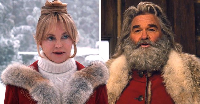Kurt Russell and Goldie Hawn Enjoy More Adventures in New Trailer for 'Christmas Chronicles 2'