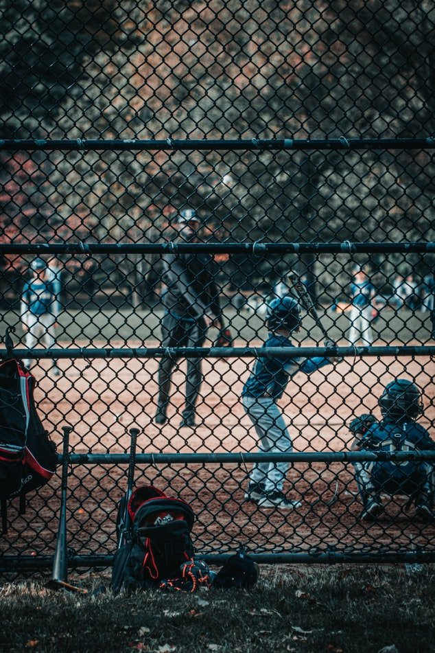 Pitching the last inning | Source: Unsplash