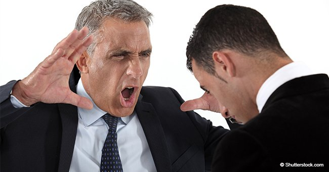 Joke: Rude Boss Yells at Employee Right in Front of His Workmates