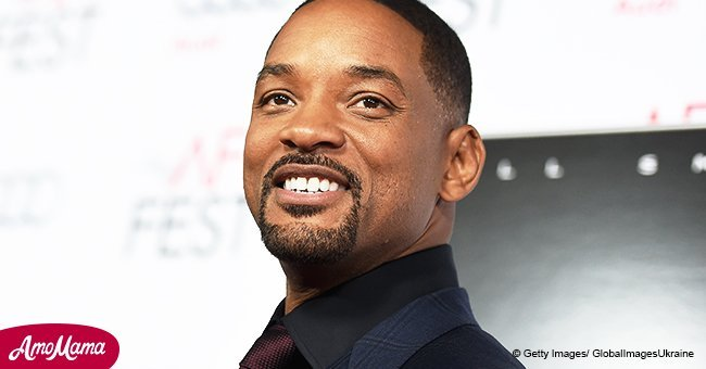 Will Smith shares video showing off his workout body while embarrassing his son Jaden