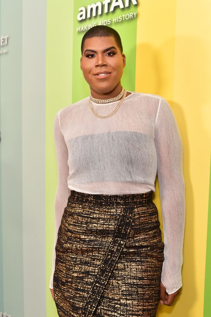 EJ Johnson attends the 2019 amfAR Gala Los Angeles at Milk Studios in Los Angeles, California | Photo: Getty Images