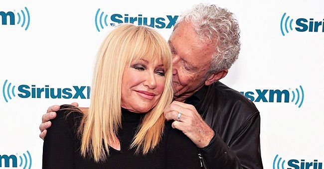 Suzanne Somers, 73, Admits She Can't Get Enough of Husband Alan Hamel and Reflects on Their Decades-Long Marriage
