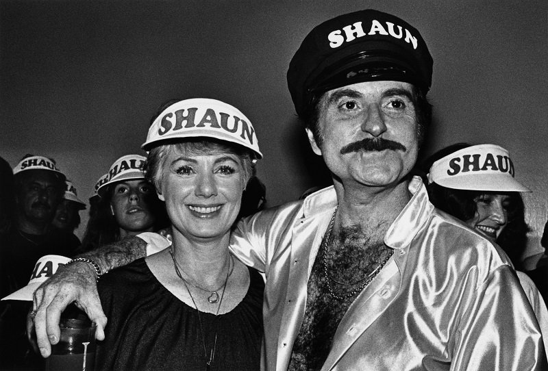 Shirley Jones and Marty Ingels at Shaun Cassidy's 1980 concert at the Convention Center in Anaheim, California | Photo: Getty Images