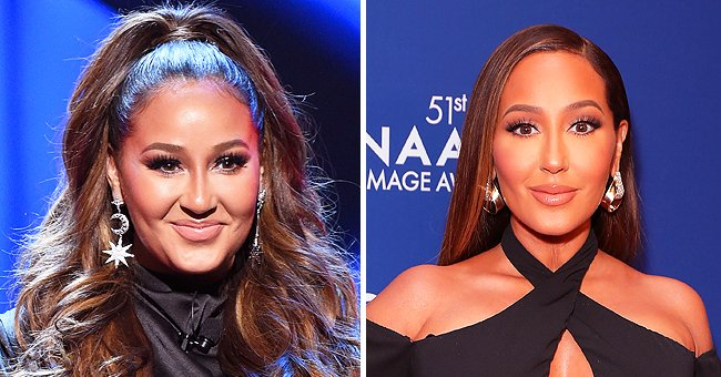 Here's How Adrienne Bailon Looks after Losing a Whopping 20 Pounds (Photo)