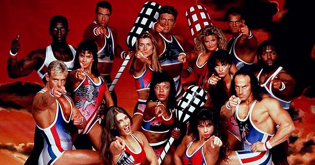 Michael Willson, Kim Betts & Other Stars of ITV's 'Gladiators' Then and Now