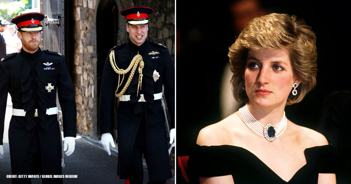 Regret About The Last Conversation With Princes Diana That Will Stay With William And Harry For The Rest Of Their Lifes