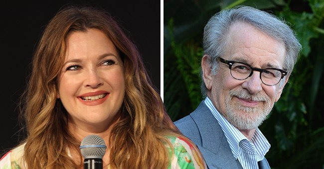 Here's How Steven Spielberg Reacted When Drew Barrymore Posed for Playboy in 1995