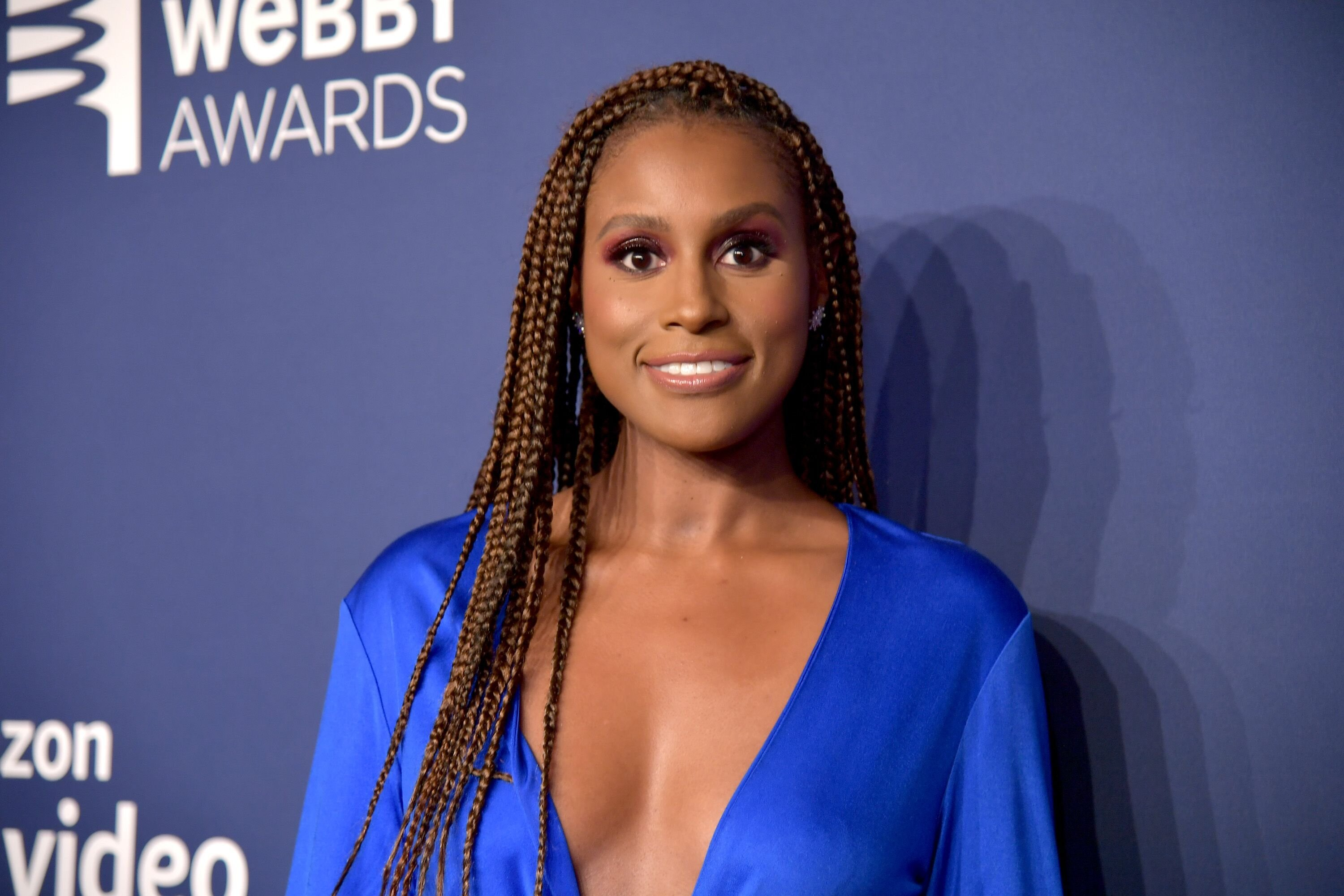 Issa Rae at the 2019 Webby Awards in New York City/ Source: Getty Images