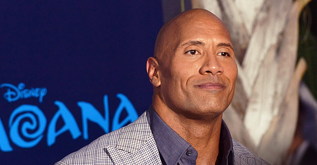 See Dwayne Johnson's Photo of His Granddad and French Wrestler André the Giant