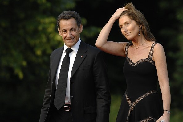 Nicolas Sarkozy et son ex-épouse Cecilia à Heiligendamm, en Allemagne, le 6 juin 2007. | Photo : Getty Images