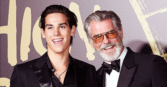 Pierce Brosnan of 007 Fame Warms Hearts as He Shares Photo with Youngest Son Paris on His 19th Birthday