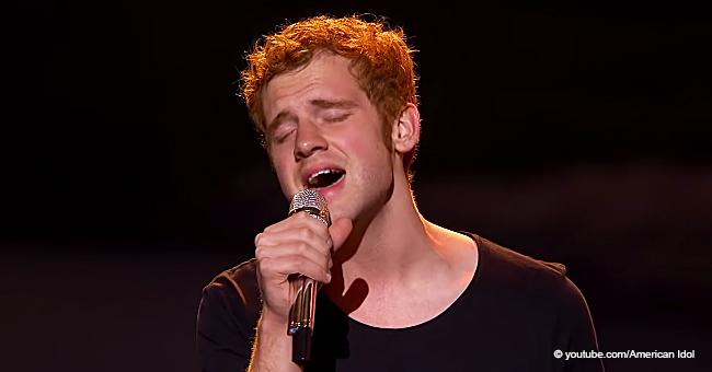 """""""American Idol""""-Kandidat zu Tränen gerührt, als er enthüllt, dass Eltern ihn nicht akzeptieren"""