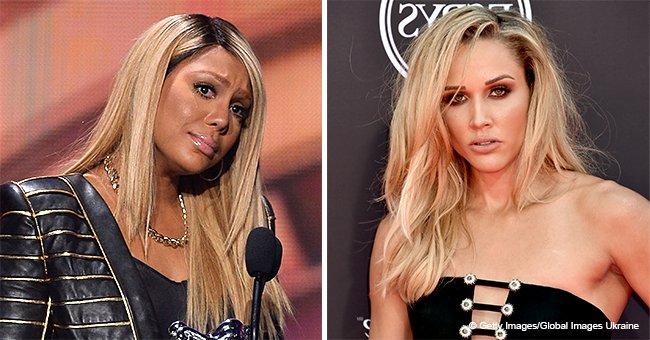 'Celebrity Big Brother': Tamar Braxton reportedly got slapped by Lolo Jones