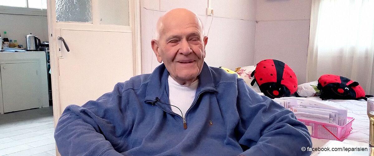 Le plus vieux médecin de France a révélé le mode de vie lui permettant de travailler et de ne pas porter des lunettes à 97 ans