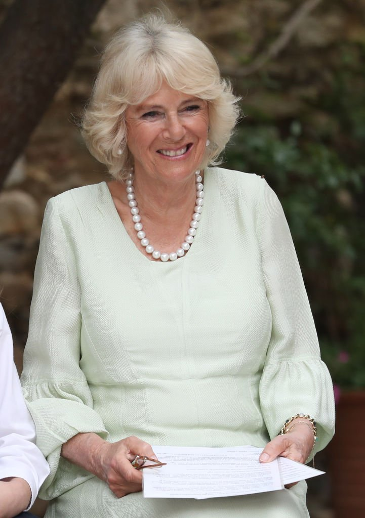 Camilla Parker Bowles | Quelle: Getty Images