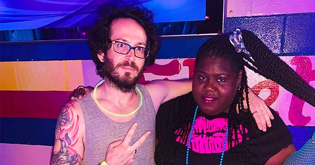 Gabby Sidibe's Boyfriend Brandon Frankel Says They Make a Cute Couple as He Shares New Photo with the Actress