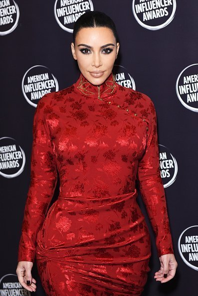 Kim Kardashian attends the 2nd Annual American Influencer Awards at Dolby Theatre on November 18, 2019 in Hollywood, California | Photo: Getty Images