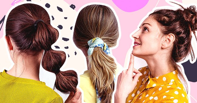5 Easy Hairstyles You Can Do in Less Than 5 Minutes