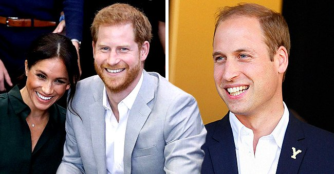 US Weekly: Prince William Helped Brother Prince Harry Amid Struggles with His Move to LA