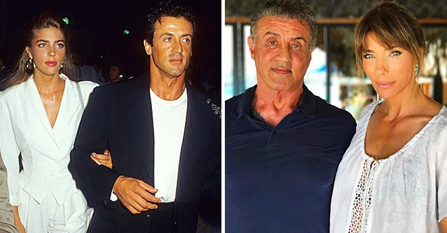 Sylvester & Jennifer Stallone Celebrate Their 24th Wedding Anniversary with Family Snaps