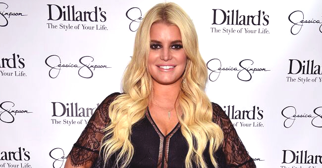 Jessica Simpson Shares Sweet Snap with Look-Alike Daughter Birdie Mae
