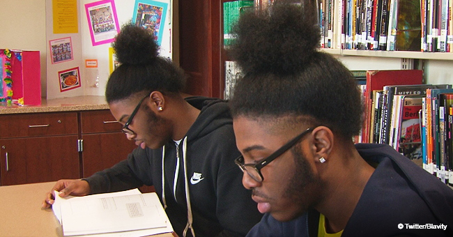 Meet the Identical Twins Who've Been Named Valedictorian and Salutatorian of Their High School