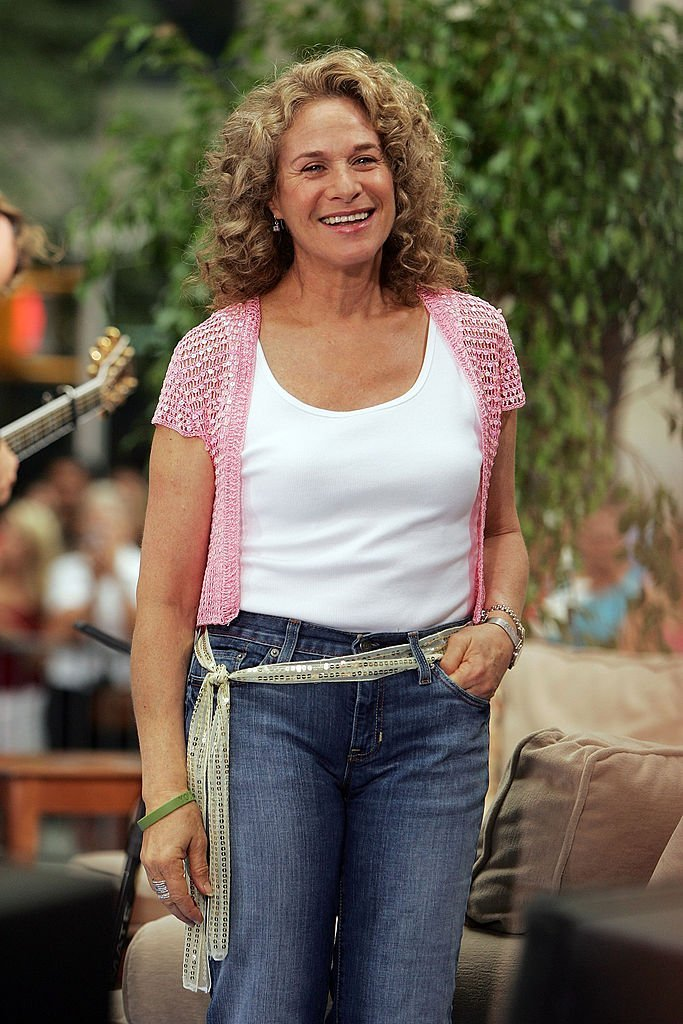 Singer/songwriter Carole King performs onstage during the Toyota Concert Series on the Today Show | Getty Images