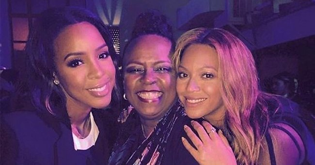 Kelly Rowland Pays Tribute to Betty Wright with a Touching Post