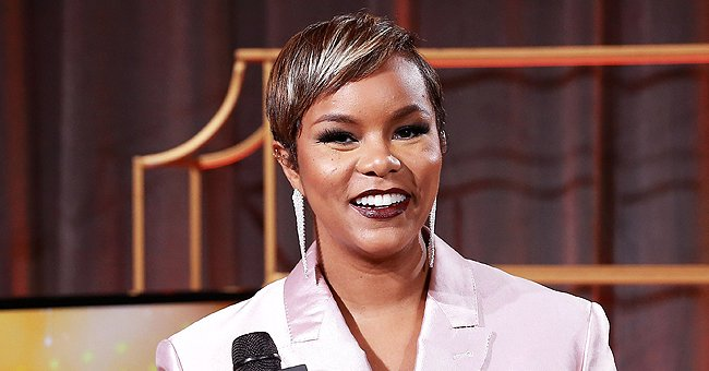 LeToya Luckett Captures Hearts with Photos of Her Adorable Kids Wearing Matching Outfits