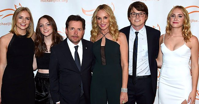 Michael J Fox Is a Proud Father of 4 Children — Glimpse inside His Big Family