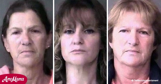 Four women arrested after police found a 3-year-old boy who was 'two days from death'