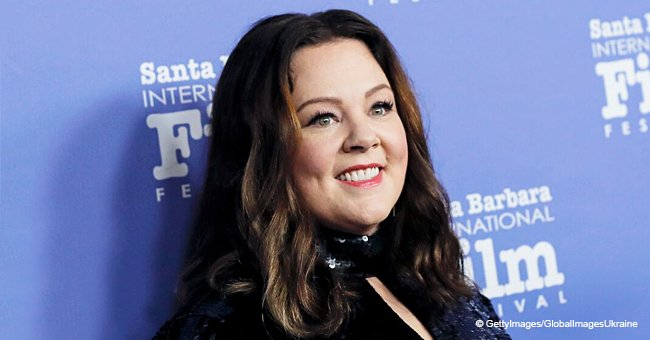 Melissa McCarthy Spotted with Her Two Lookalike Daughters and Mother in LA