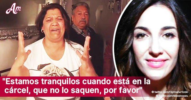 La hermana del asesino de Laura Luelmo ruega que lo dejen en la cárcel