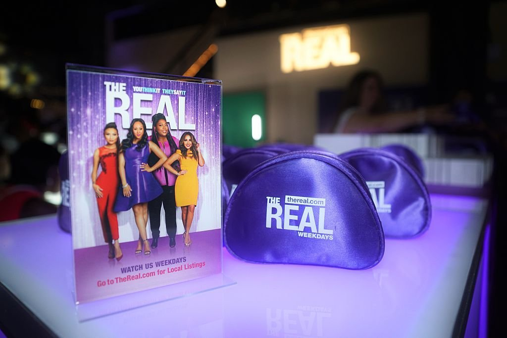 """Hit talk show, """"The Real"""" sponsored a day party at the 2016 Essence Festival at The Sugar Mill 