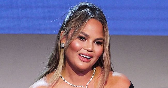 John Legend's Wife Chrissy Teigen Shuts down Trolls by Preempting Wardrobe Malfunction Speculation in Recent Photo