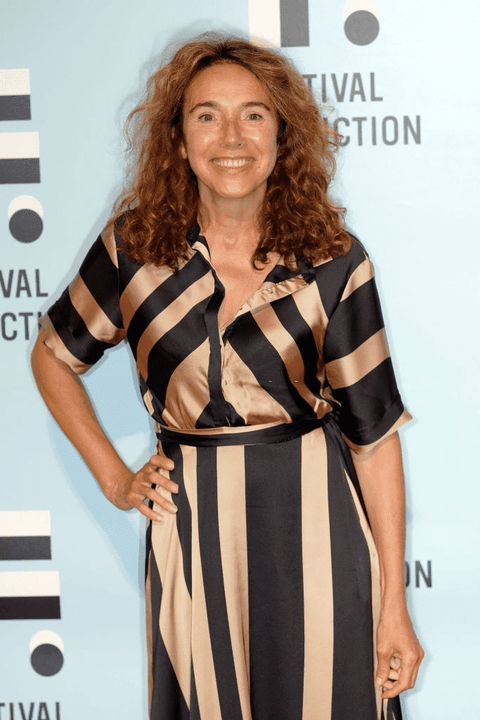 Isabel Otero assiste au 21e Festival de la fiction télévisuelle à La Rochelle : Troisième jour le 13 septembre 2019 à La Rochelle, France. | Photo : Getty Images