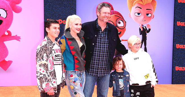 Inside Blake Shelton's Relationship with Gwen Stefani's Three Sons