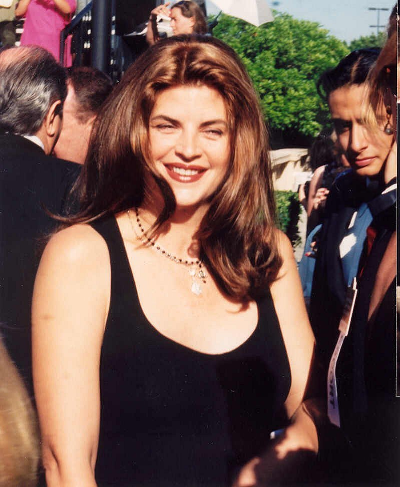 Kirstie Alley. | Source: WikimediaCommons