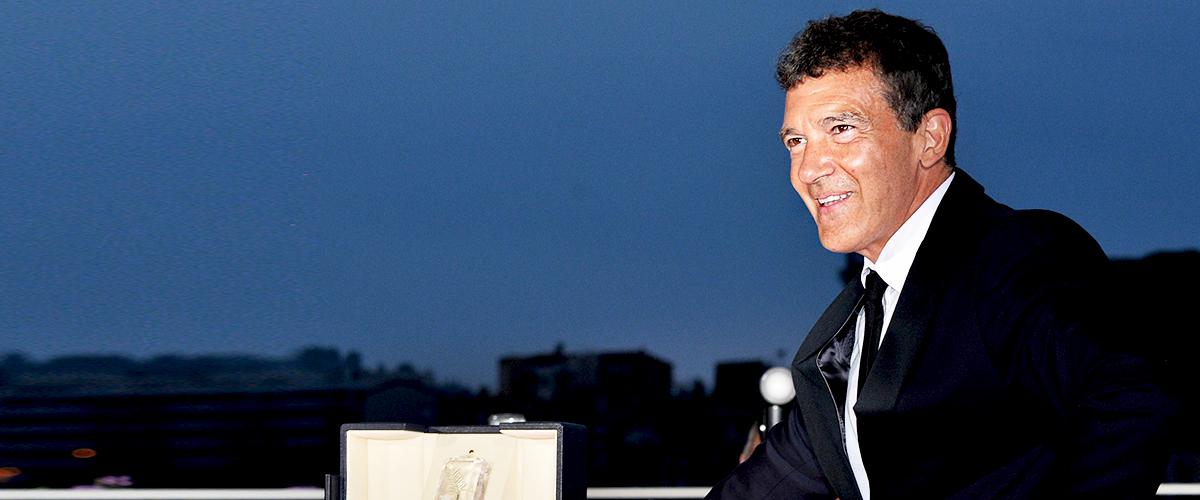 Antonio Banderas, mejor actor en Cannes, se siente 'abrumado' por el cariño de los fans